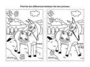 Free Printable Find the Difference Games