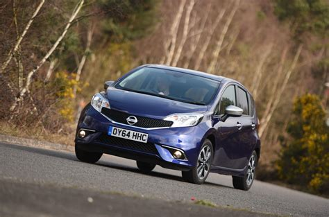 Nissan Note Review (2017)