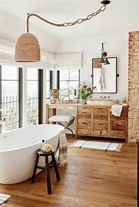 Deco Bois Et Blanc : 1001 designs uniques pour une ambiance cocooning ~ Melissatoandfro.com Idées de Décoration