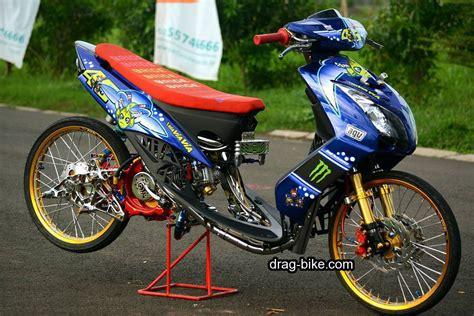 Foto Motor Drag Mio by 35 Foto Gambar Modifikasi Mio Soul Gt Thailook Airbrush