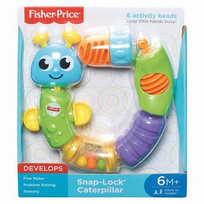 Toy Fisher Shoprite Caterpillar Snap Toys Months