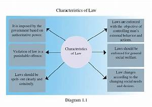 Education For All  Characteristics Of Law  Its Sources And