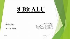 8 Bit Alu