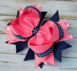 Big Girl Hair Bows