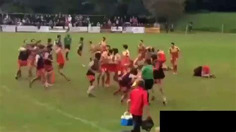 bagarre rugby rugby bagarre g 233 n 233 rale entre nafarroa et maul 233 on f 233 d 233 rale 2