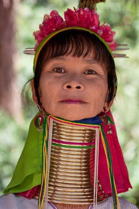 actress long neck the kayan tribe padaung women of burma with elongated