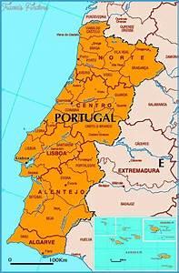Portugal Metro Map
