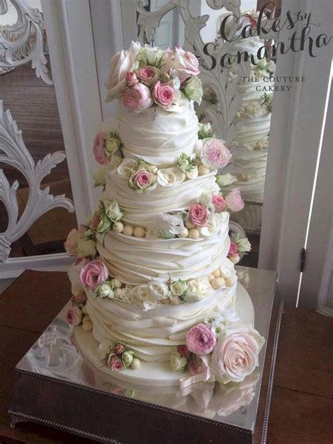 shabby chic themed wedding cake shabby chic wedding cake beautiful cakes pinterest