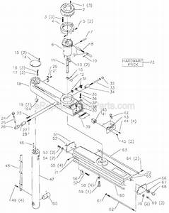 Delta Radial Arm Saws Parts