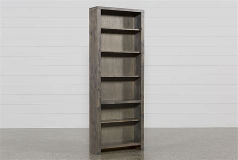 ducar ii   tall bookcase living spaces