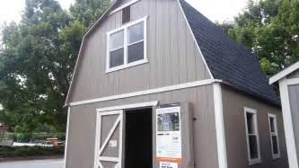 home depot outdoor storage barn summer wind 16 x 16 sku