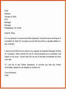 Letter For Job Position As Sample Recommendation Letter With Manager Recommendation Letter Previous Employer Recommendation Letter For Your Boss Reference Letter Business Sample Business Recommendation Letter