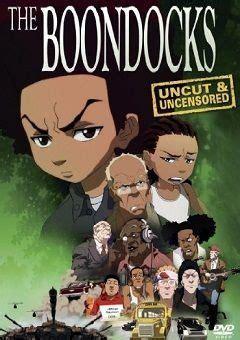 boondocks  cartoons   anime