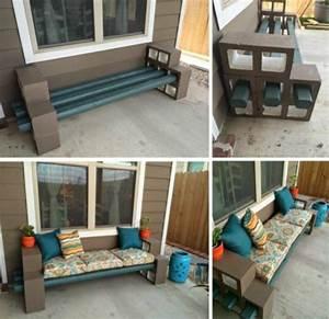 Sitzbank Für Balkon : garten terrasse balkon ideen zum selbermachen und versch nern ~ Buech-reservation.com Haus und Dekorationen