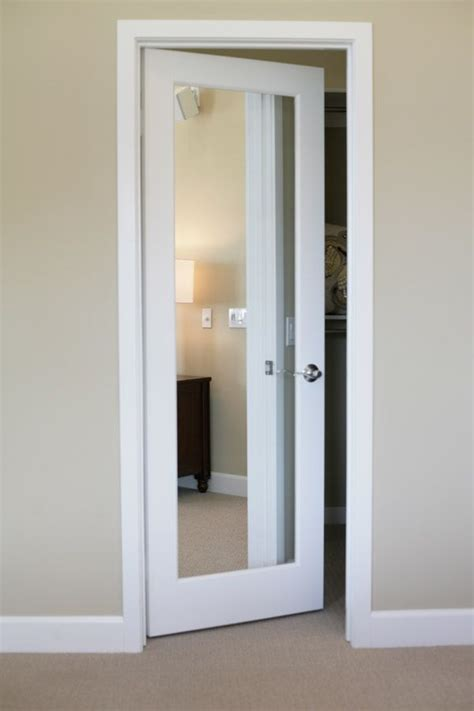 12 best mirrored closet doors images on