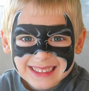 Batman | Face Painting | Pinterest | Boys, Thanks and Heroes