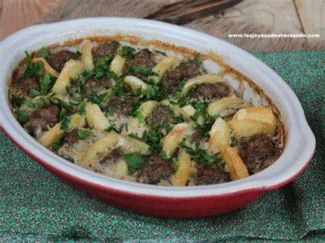 cuisine au four recettes de boulettes de viande et cuisine au four