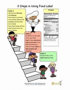 Printable Kids U0026 39  Basic Food Labeling Information Guide