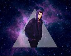 Galaxy Triangle Wallpaper Hipster Triangle Galaxy  Hipster Triangle Galaxy Wallpaper