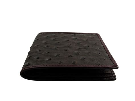 designer mens wallets wallet ostrich designer wallets for real mens wallets