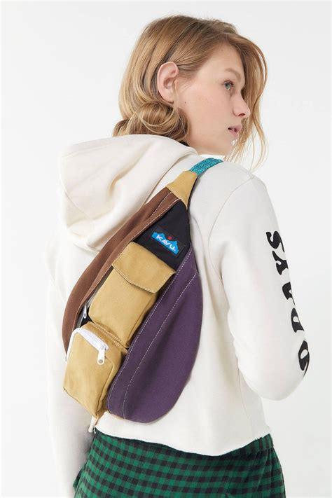 kavu uo exclusive mini rope sling bag   bags