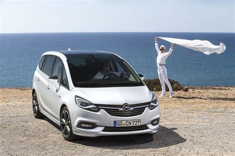 Opel Zafira by 2017 Opel Zafira Gm Authority