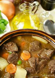 Vegetable Beef Stew Crock Pot Recipe