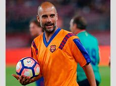 FC Barcelona Pep Guardiola and Ronald Koeman turn out in