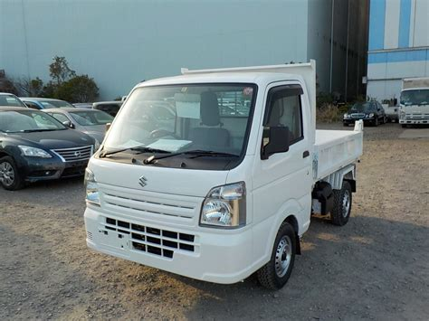 Suzuki Carry 2019 Modification by 2019 Suzuki Carry Y022602 Minitruckdealer