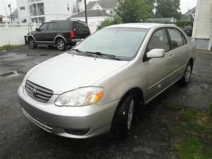Find Used 2003 Toyota Corolla Le Sedan 4