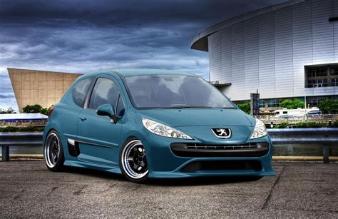 peugeot 207 tuning peugeot images peugeot 207 tuning hd wallpaper and background photos 16004584