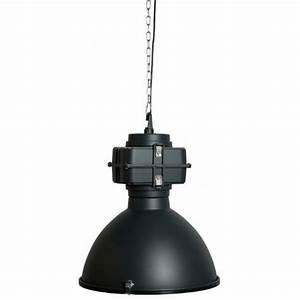 Lampe Suspension Industrielle : meuble industriel pas cher ~ Dallasstarsshop.com Idées de Décoration