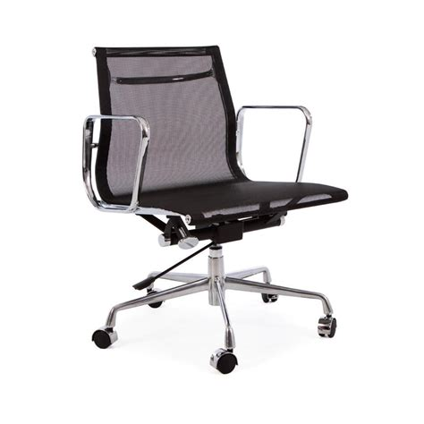 Eames Management Chair Reproduction   Mesh   The Modern Source