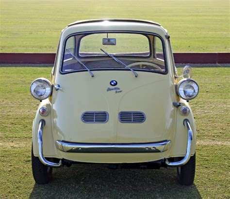 car for sale 1957 bmw isetta 300 german cars for sale