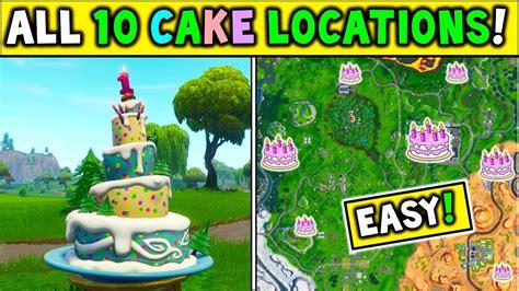 birthday cake locations dance  front