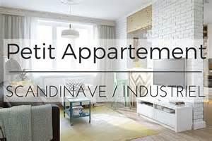 Le Industrielle Cocktail Scandinave by Un Appartement Qui M 233 Lange Le Style Scandinave Industriel
