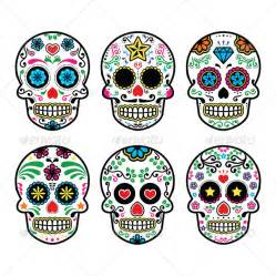 sugar skull pattern designs tinkytyler org stock photos graphics