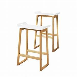 Tabouret De Bar Ikea : tabouret malte marie claire maison ~ Teatrodelosmanantiales.com Idées de Décoration