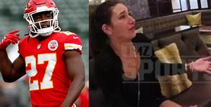 Video Chiefs Kareem Hunt Falsely Accused Of Assault By