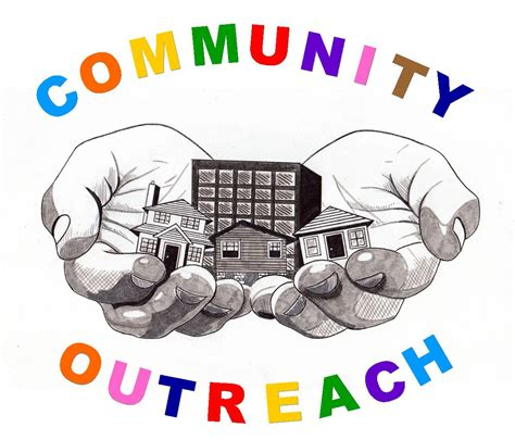 Image result for outreach clip art
