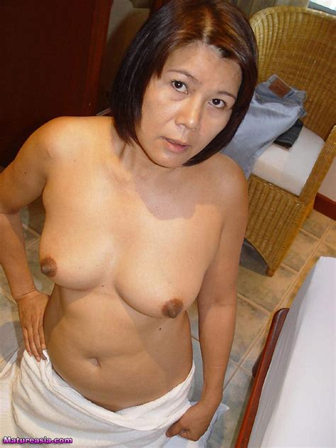 Nice Hot Nasty Old Asian Breasts