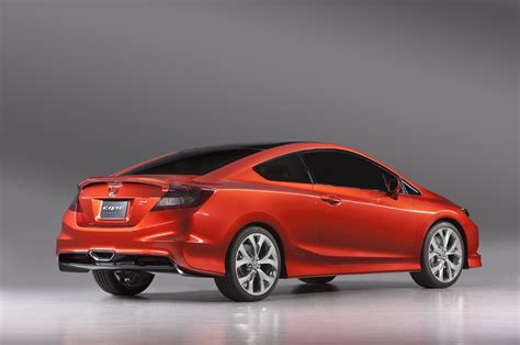 Honda Civic by 2012 Honda Civic Coupe And Sedan Concepts Seem Ready For