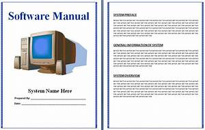 Instruction Manual Templates