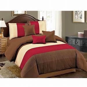 Hgmart, Bedding, Comforter, Set, Bed, In, A, Bag, U2013, 5, Pieces