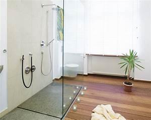 Dusche Fliesen Ideen : begehbare dusche ohne fliesen verschiedene ideen f r die raumgestaltung inspiration ~ Sanjose-hotels-ca.com Haus und Dekorationen