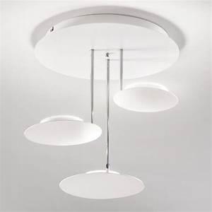 Plafonnier Design Led : plafonnier design led fullmoon lampe plafond ~ Melissatoandfro.com Idées de Décoration