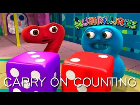 numberjacks carry  counting se youtube number