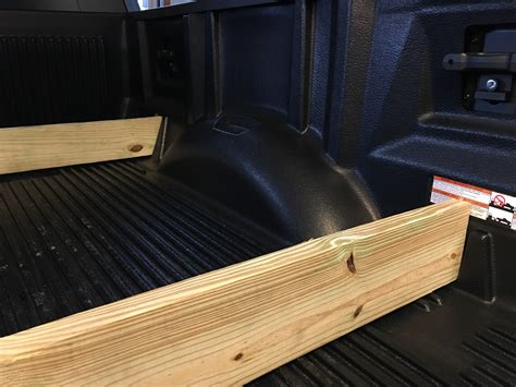 wood truck bed diy bed divider page 5 ford f150 forum community of Diy