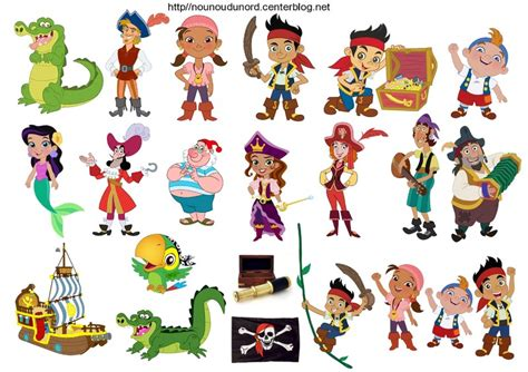 jake et les pirates coloriage gommettes