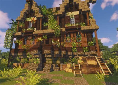 minecraft shader tumblr   minecraft cottage